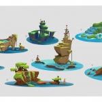 Moana islands